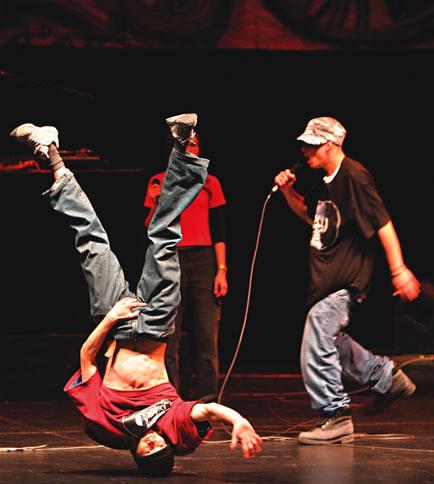 Origenes del Hip Hop