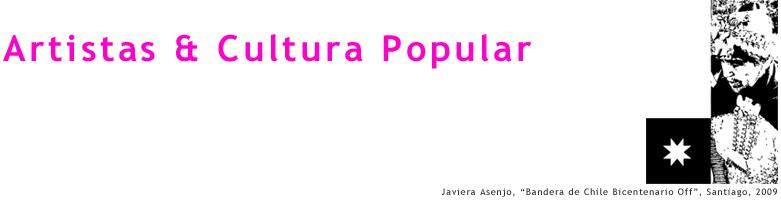 Artistas & Cultura Popular