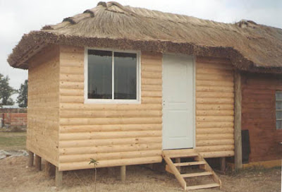 Construcci n de caba as y casas prefabricadas - Cabanas casas prefabricadas ...