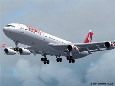 Overland Airbus