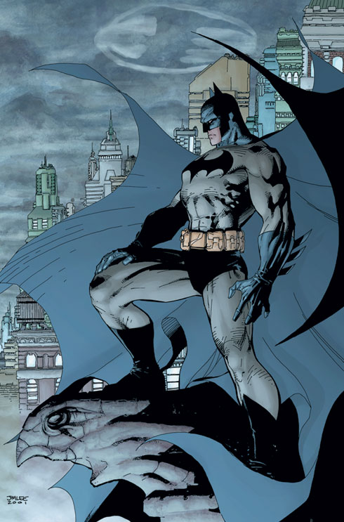 Jim Lee Batman Hush