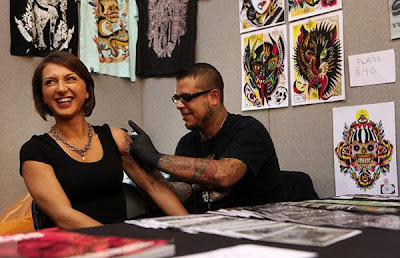 International Tattoo Convention 2011