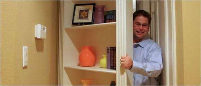 Как сделать тайник у себя дома