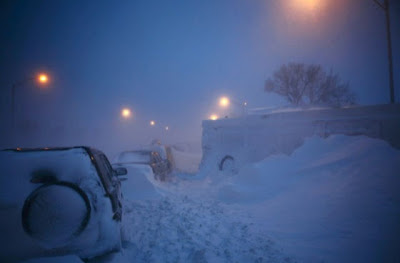 Blizzaster Of 2011 Across The USA