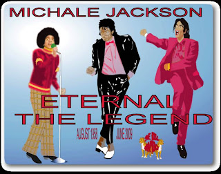 Michale Jackson Eternal The Legend