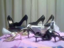 mis zapatos usados