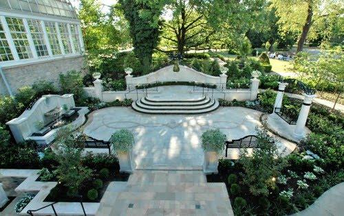Home Design French Landscape Design