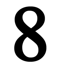 magic number 8