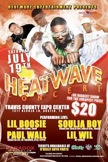 Austin HipHop Scene Soulja Boy Travis County Expo Center July - Travis county expo center car show