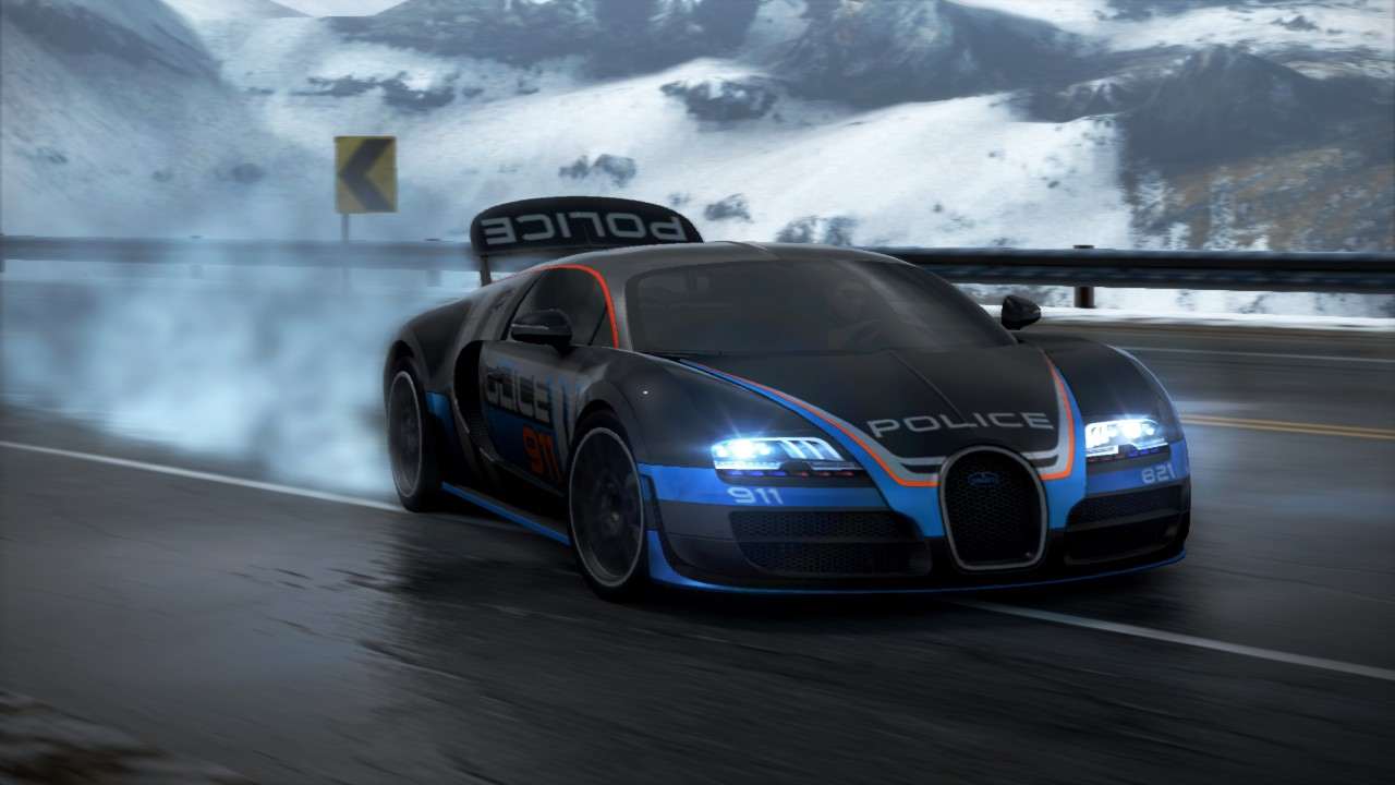 Obi's World Wide Web of Cars: The Veyron before the Super Sport