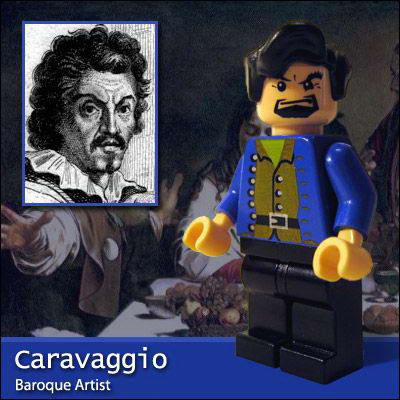 66 Famous people in Lego