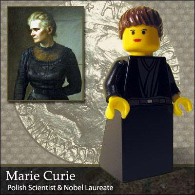 06 Famous people in Lego