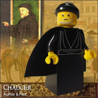 22 Famous people in Lego