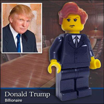 09 Famous people in Lego