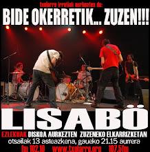 BIDe OKErreTik... LISABO