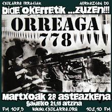 BIde oKeRRetik...  ORREAGA 778