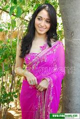 Tamanna Sexy Saree Stills