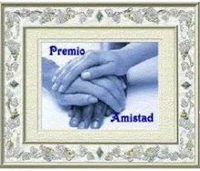 PREMIO AMISTAD.
