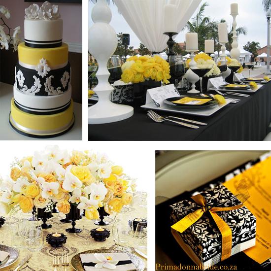 summer wedding themes bold and bright martha stewart