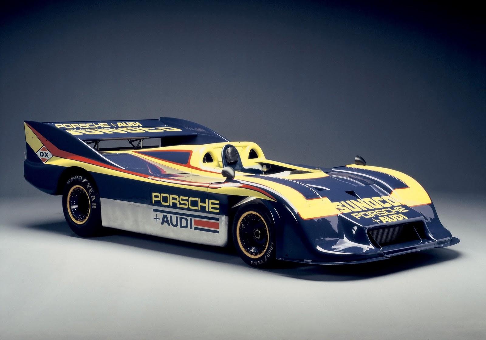 hoje é o Porsche 917/30,