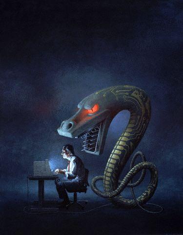 Virus komputer terganas selama dekade