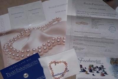 Real Pearl Bracelet
