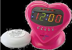Sonic Alert Vibrating Alarm