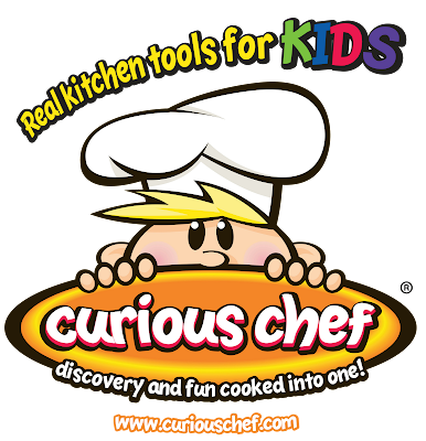Review Retreat- Curious Chef Logo