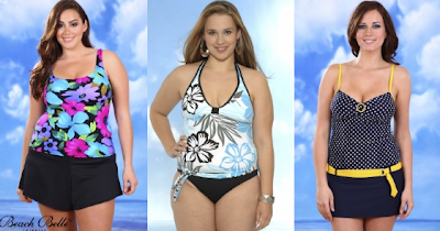 sexy plus size swimsuits