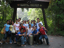 Family Outing 2007 (Air terjun Gunung Pulai)