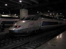 Train TGV