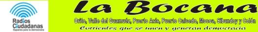 Radios Ciudadanas - La Bocana PUTUMAYO
