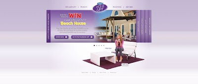 Lightandfit.com, Dannon Light & Fit Beach House Sweepstakes
