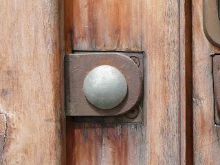 una porta da decapare