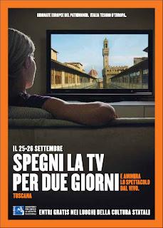 Giornate Europee del Patrimonio 2010 - Spegni la TV per 2 giorni e ammira lo spettacolo dal vivo. Entra gratis in tutti i musei, aree archeologiche, monumenti, archivi e biblioteche statali
