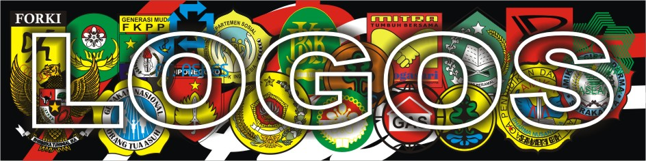 logo simbol lambang instansi organisasi di indonesia