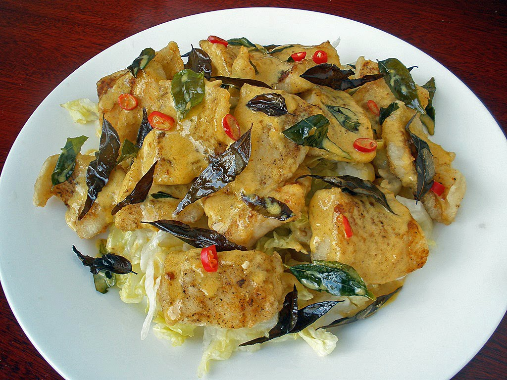 Quinns cooking with love passion chinese style creamy butter fish chinese style creamy butter fish forumfinder Gallery