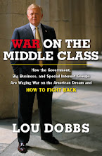 Lou Dobbs is DOING SOMETHING