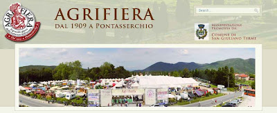 Agrifiera Pontasserchio Pisa Toscana