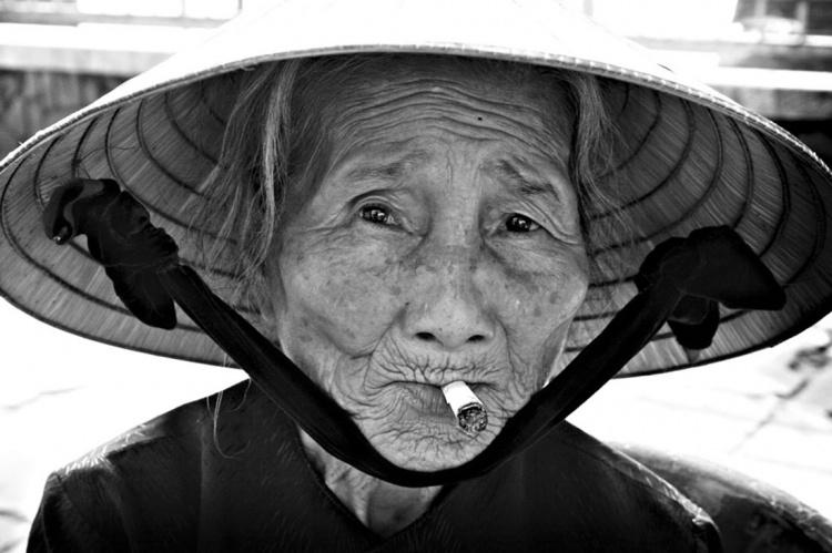 Las Ancianas Defienden lo que les Importa