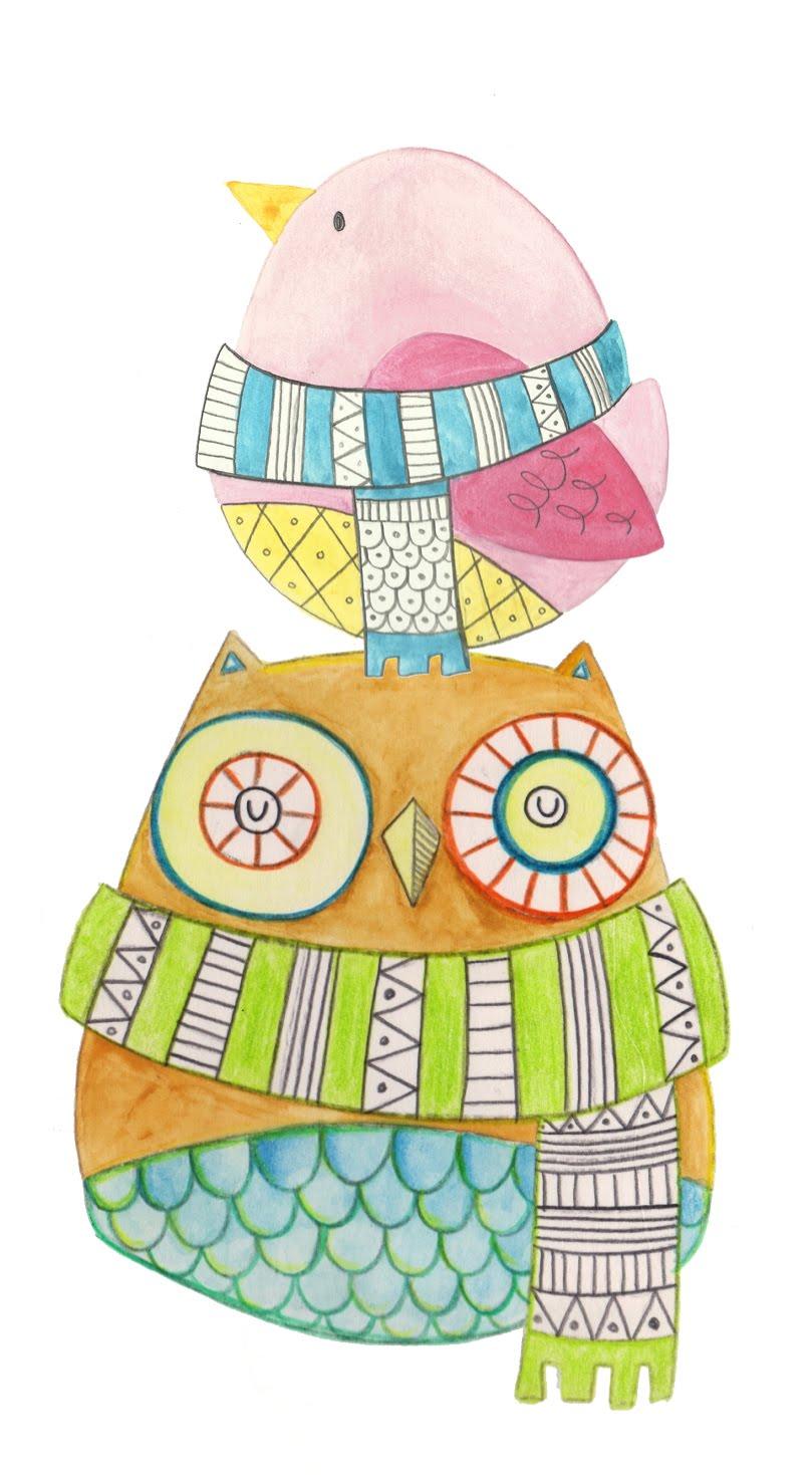 El Jardín de Kipuruki: Búhos, búhos, búhos + ilustraciones OWLS ...