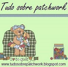 Visite o Blog Tudo Sobre Patchwork! Dicas,moldes variados e muito mais!