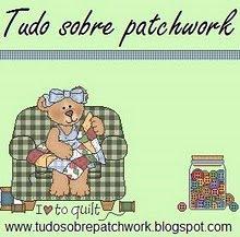 Visite o Blog Tudo Sobre Patchwork! Dicas,moldes variados e muito mais!