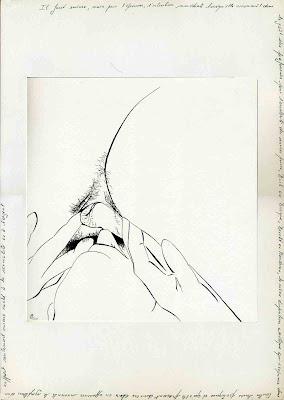 art encre chine cunnilingus