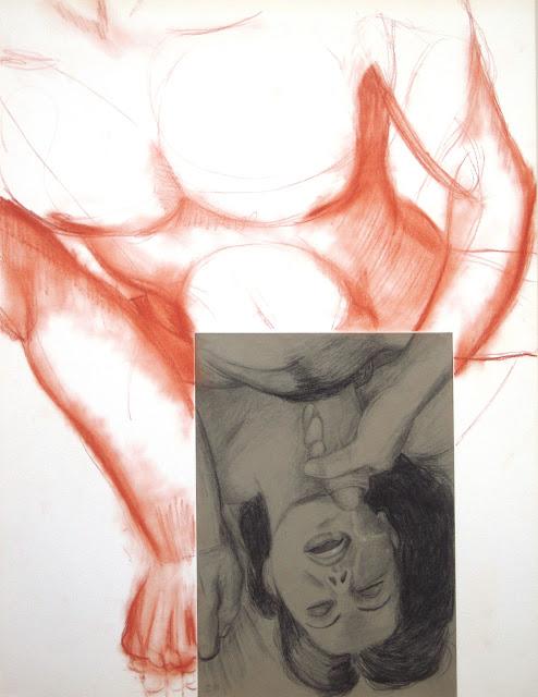 art erotique, dessin