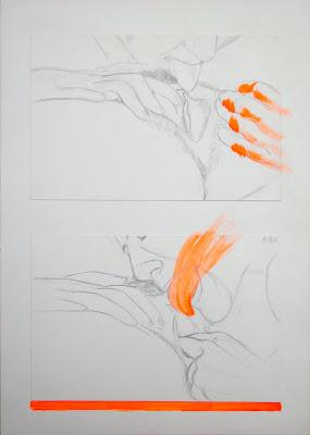 dessin erotique cunnilingus