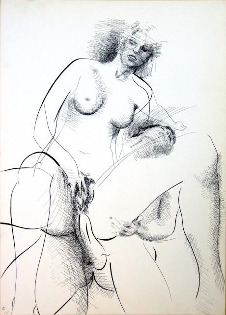 dessin erotique pornographique sodomie