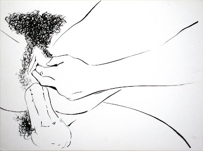 dessin pornographique sodomie