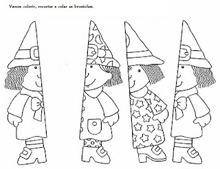 Desenhos de Halloween para colorir jogos de pintar e  - imagens do halloween para colorir