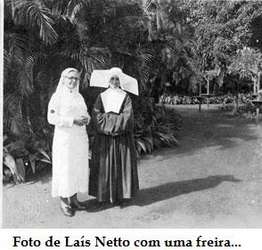 Foto da Enfermeira Laís Netto dos Reis